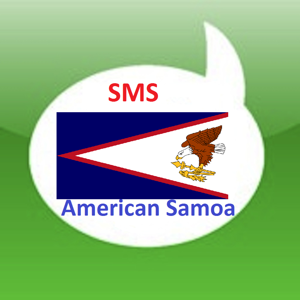 Free SMS American Samoa Android App