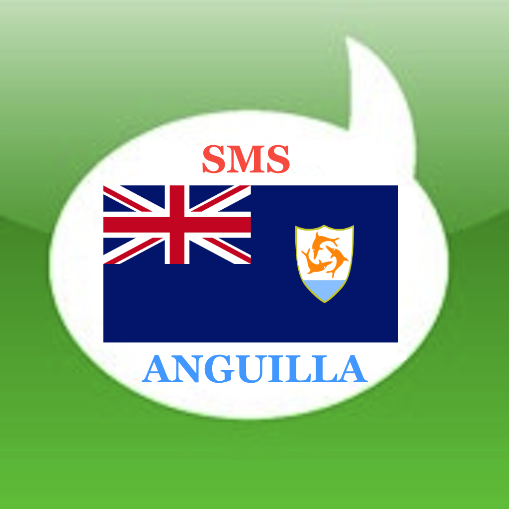 Free SMS Anguilla Android App