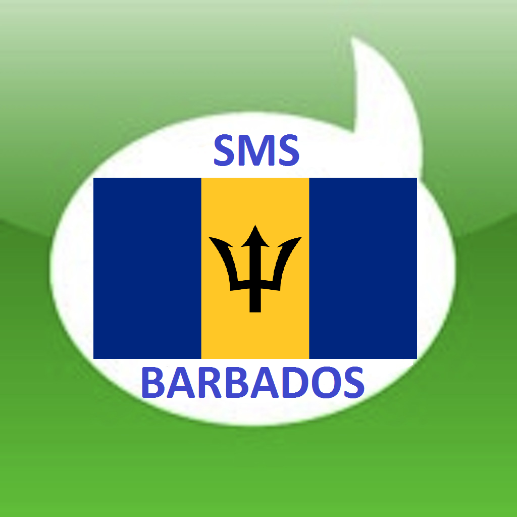 Free SMS Barbados Android App