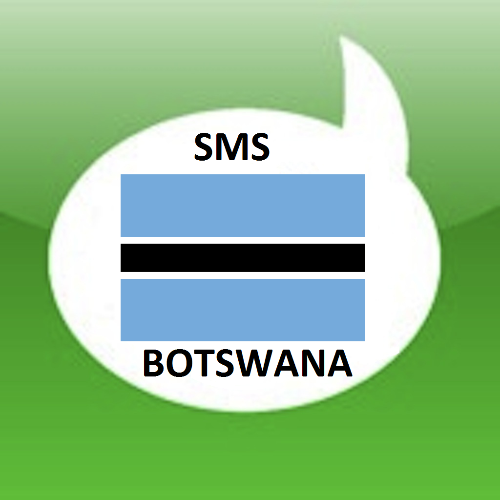 Free SMS Botswana Android App