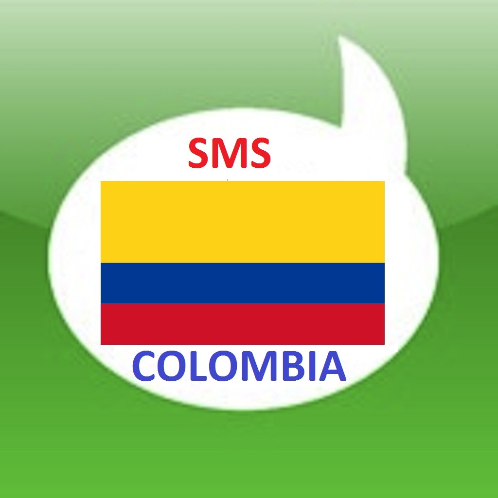 Free SMS Colombia Android App