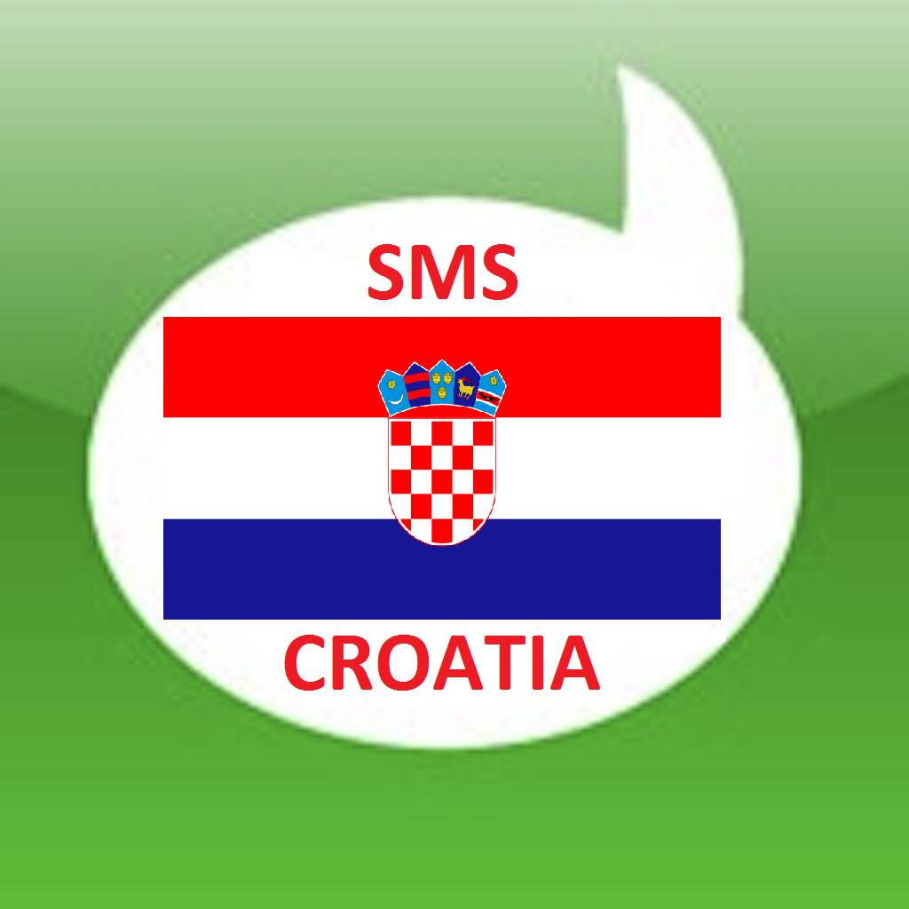 Free SMS Croatia Android App