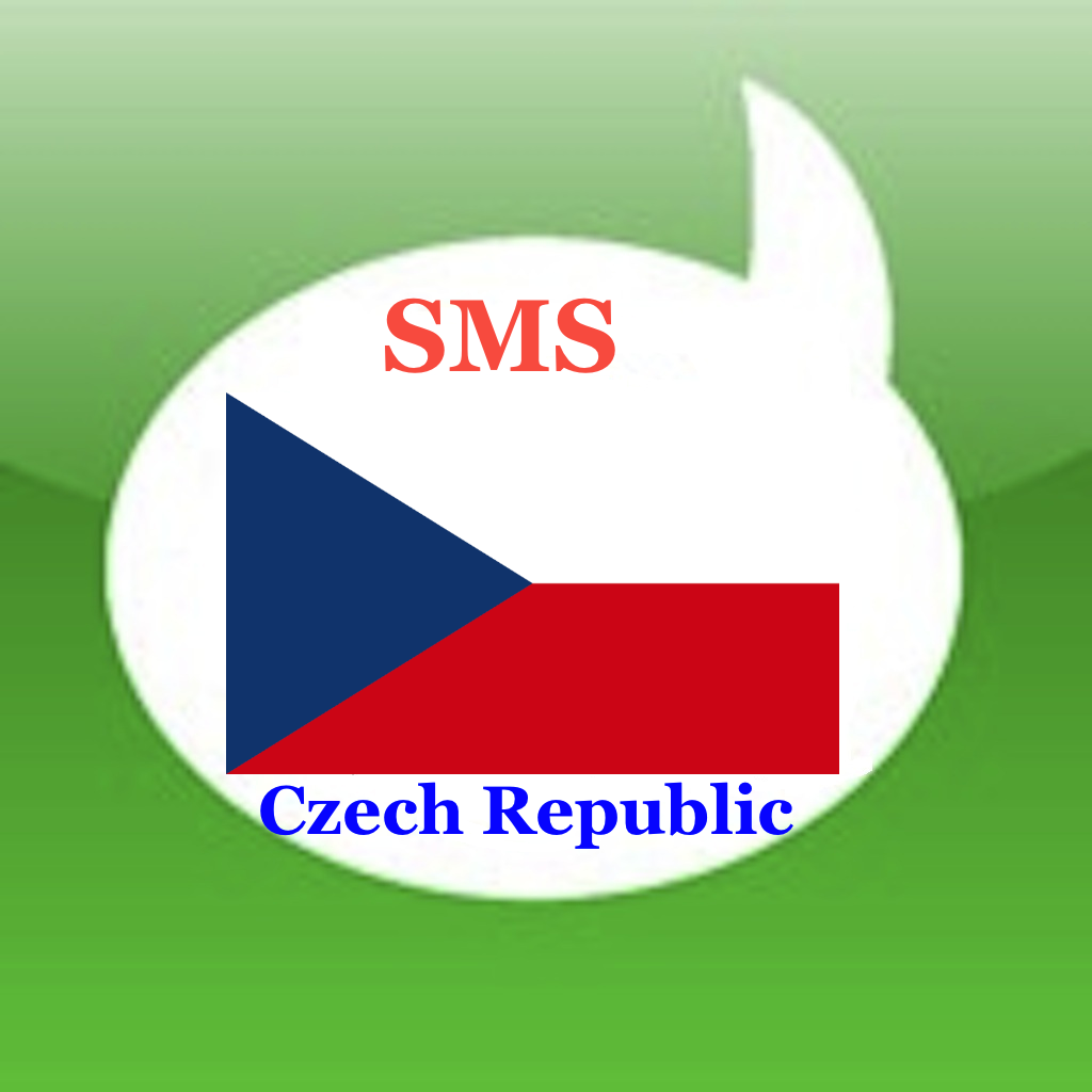 Free SMS Czech Republic Android App