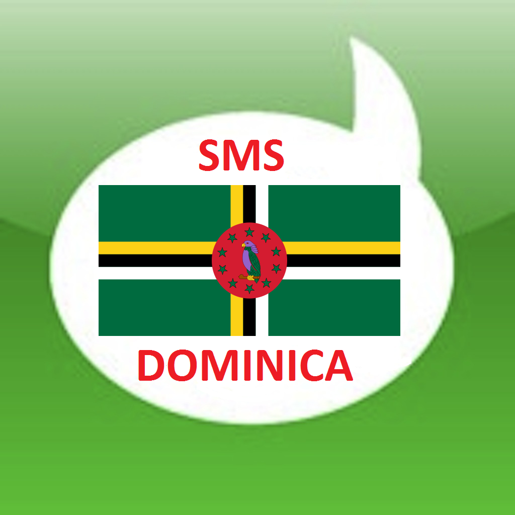 Free SMS Dominica Android App