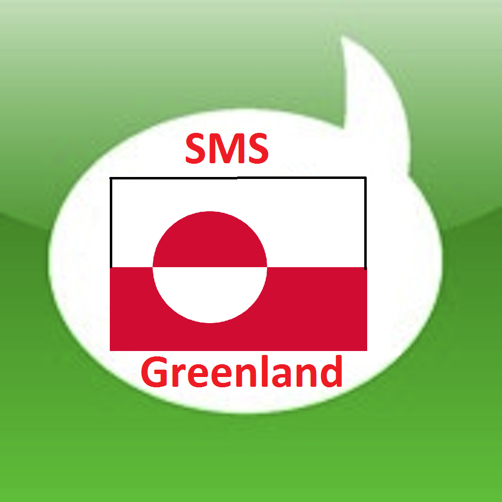 Free SMS Greenland Android App