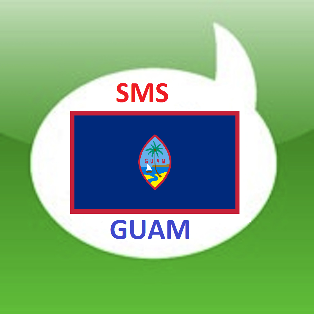 Free SMS Guam Android App