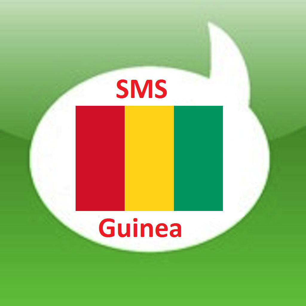Free SMS Guinea Android App