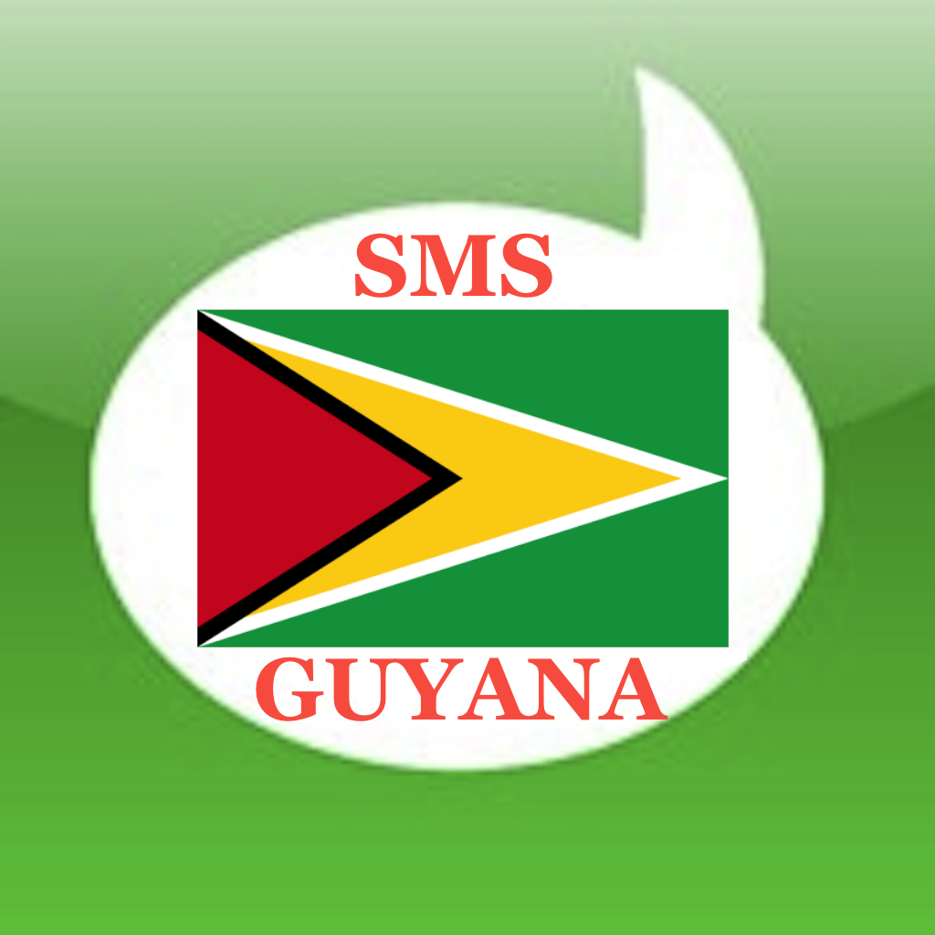 Free SMS Guyana Android App