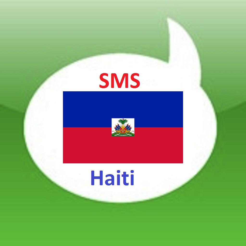 Free SMS Haiti Android App