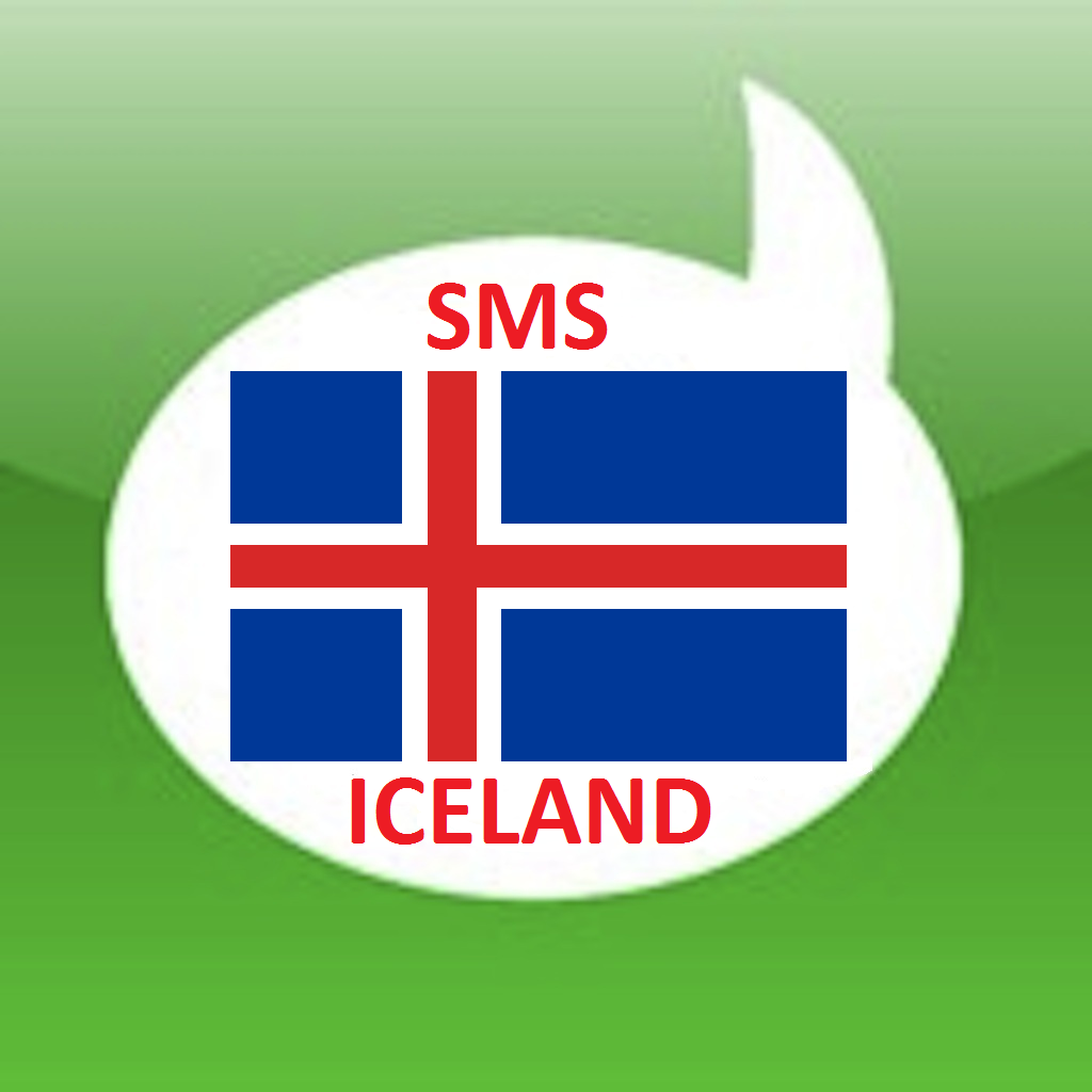 Free SMS Iceland Android App