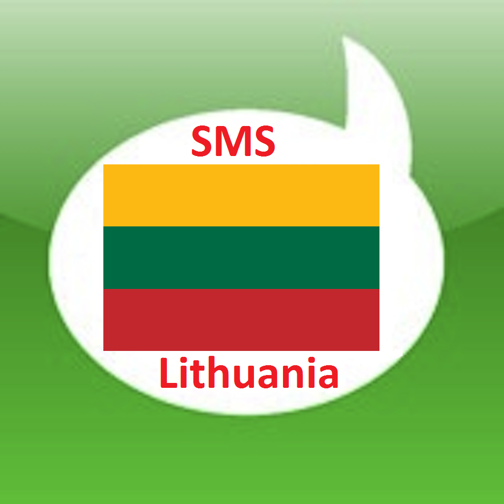 Free SMS Lithuania Android App