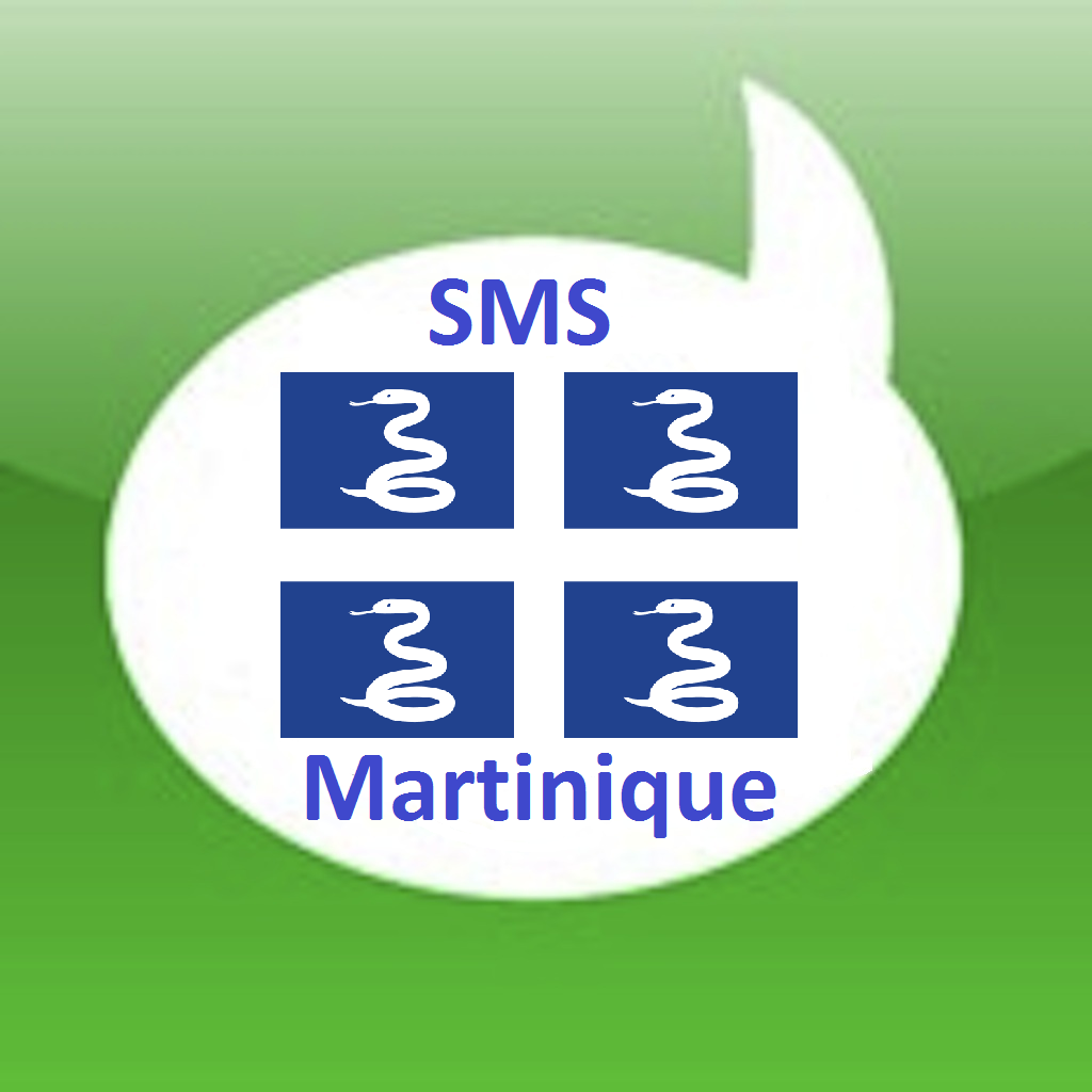Free SMS Martinique Android App