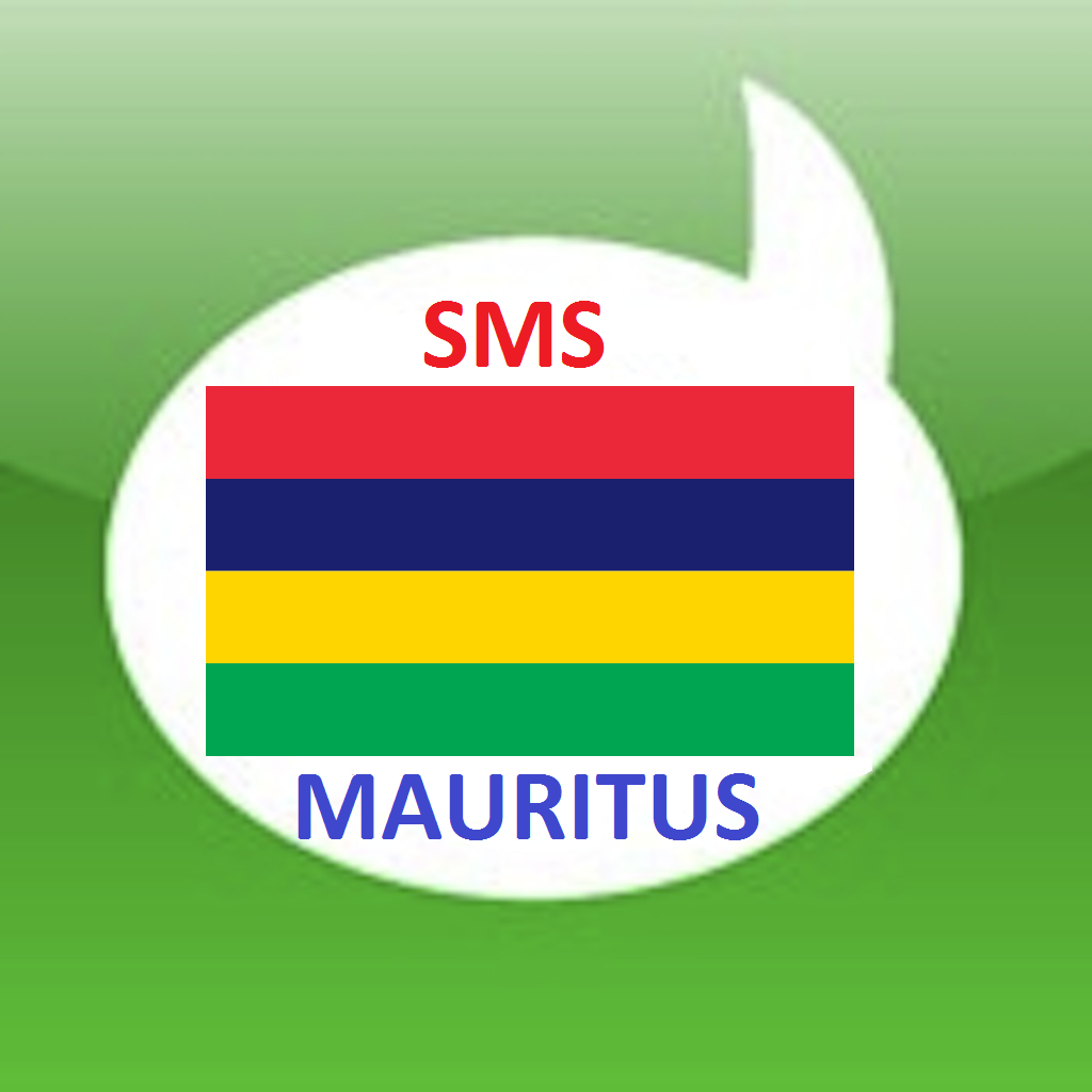 Free SMS Mauritius Android App
