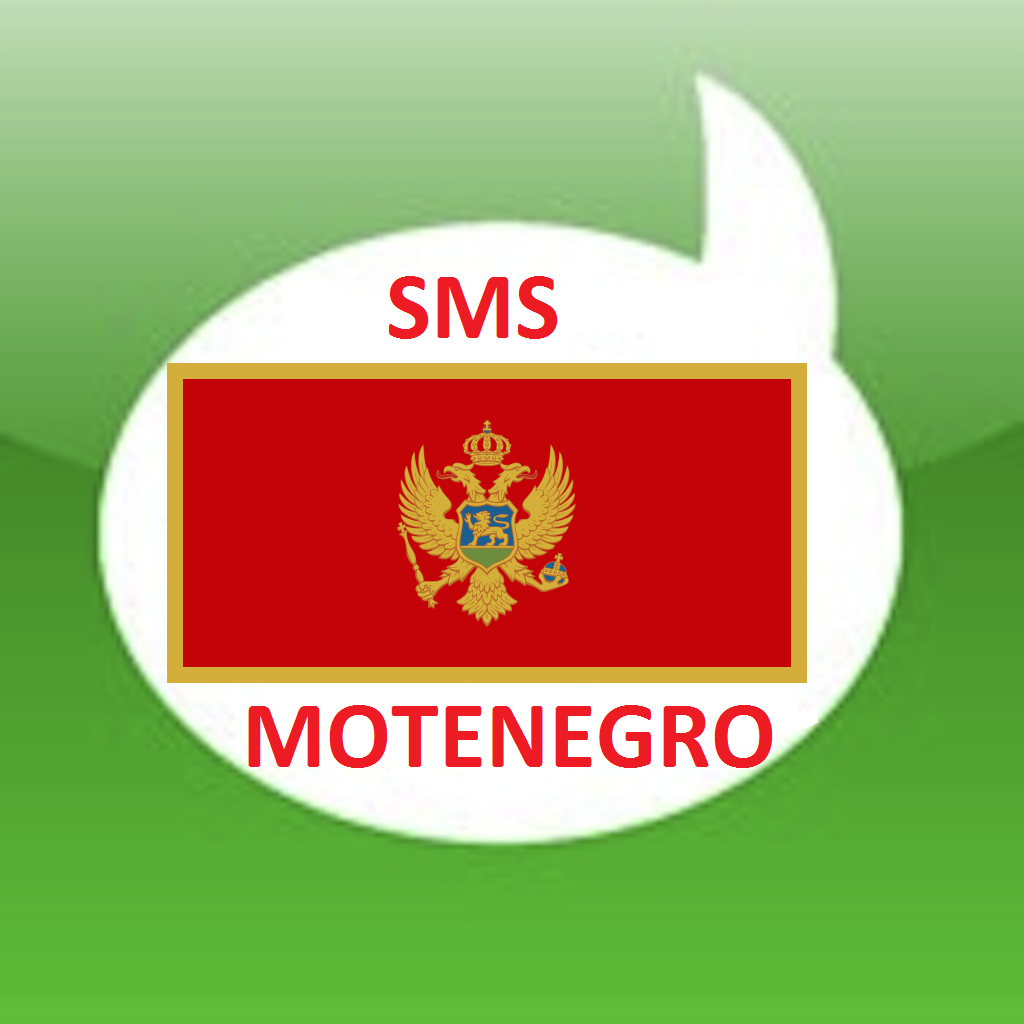 Free SMS Montenegro Android App