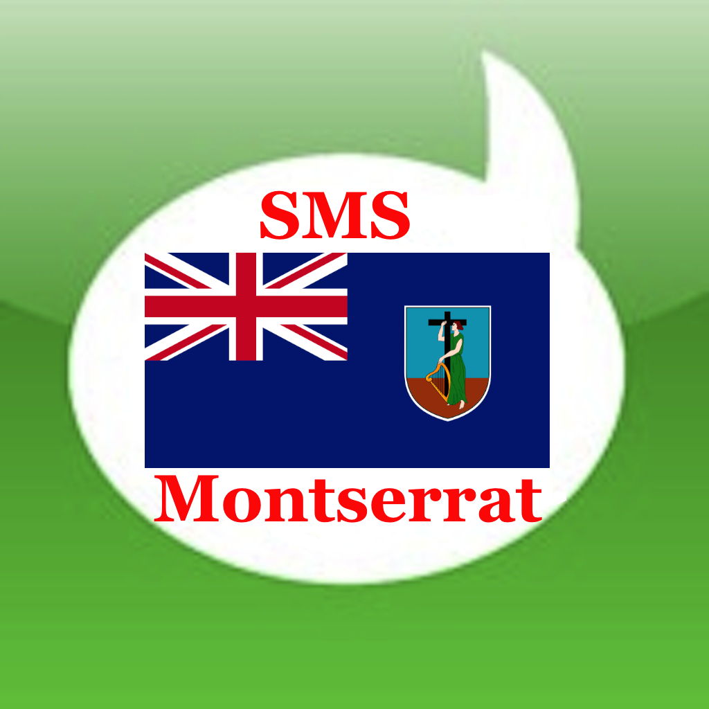 Free SMS Montserrat Android App