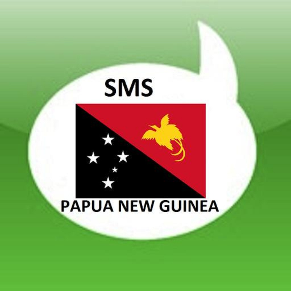 Free SMS Papua New Guinea Android App