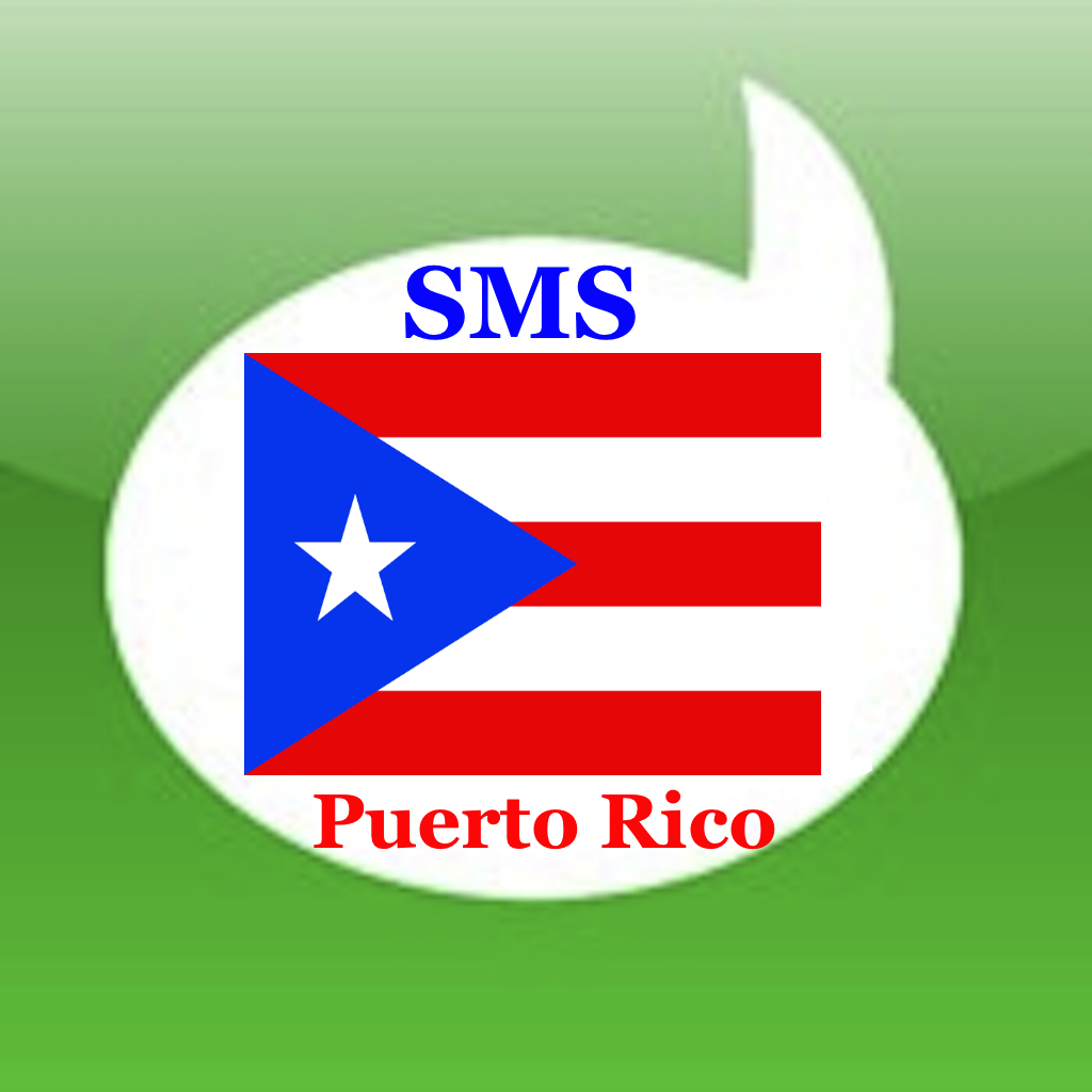 Free SMS Puerto Rico Android App