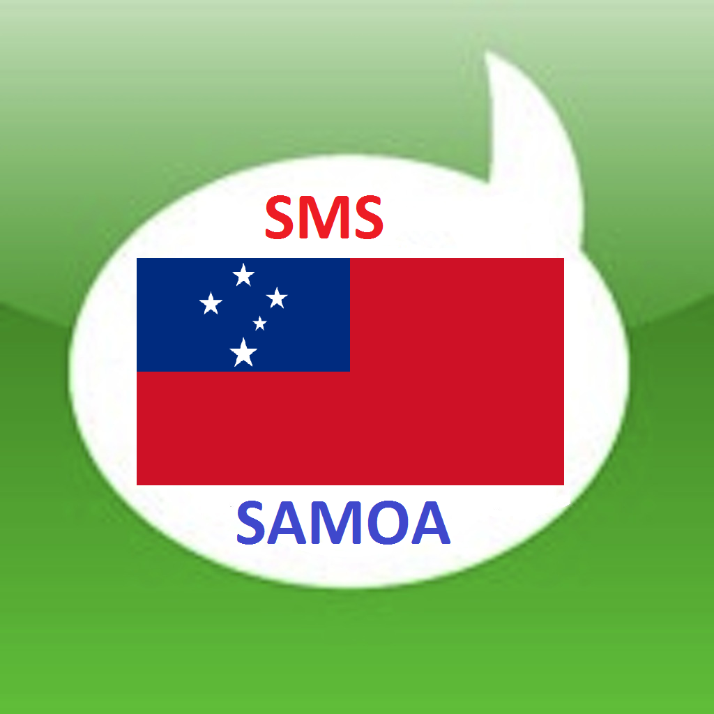 Free SMS Samoa Android App
