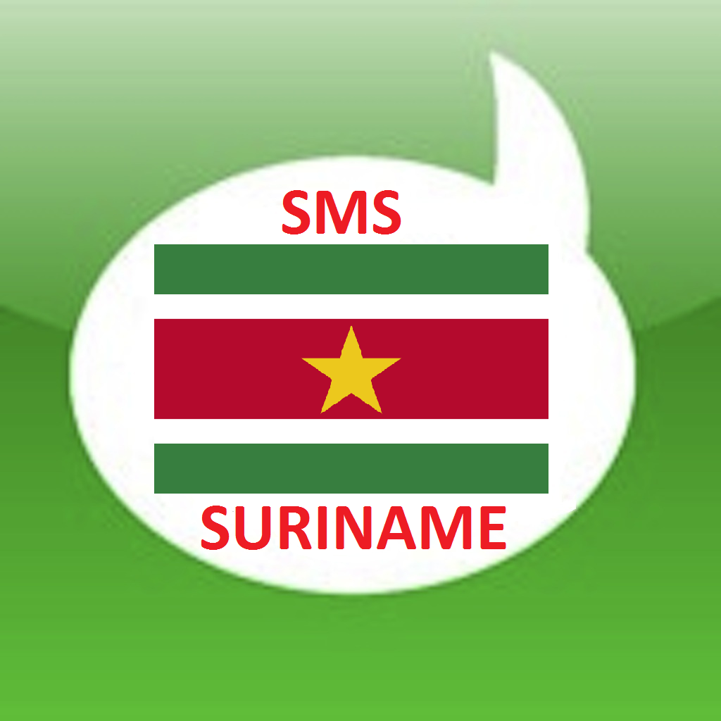 Free SMS Suriname Android App