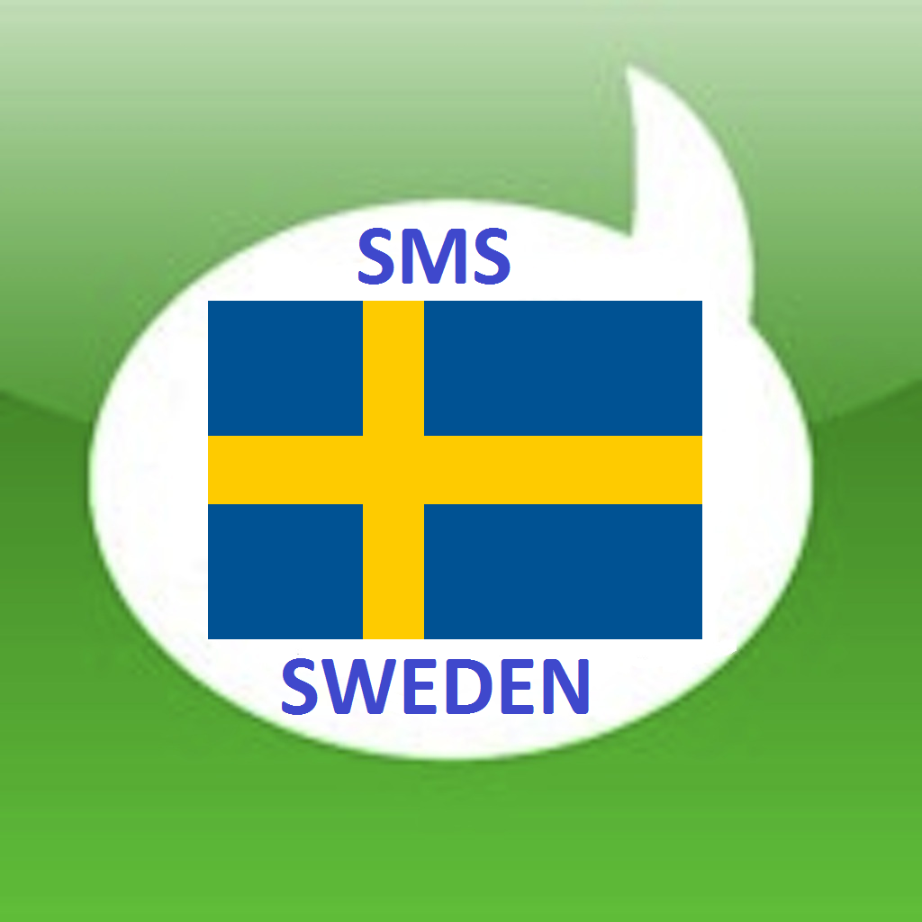 Free SMS Sweden Android App